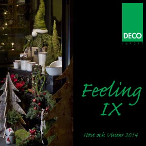 Deco Import Höst & Vinter 2014 katalog